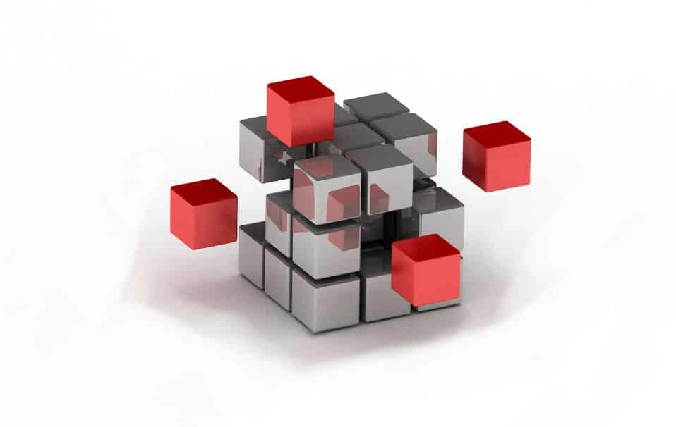 composable enterprise cube