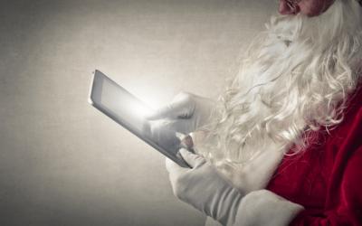 Santa Retools to Save Christmas