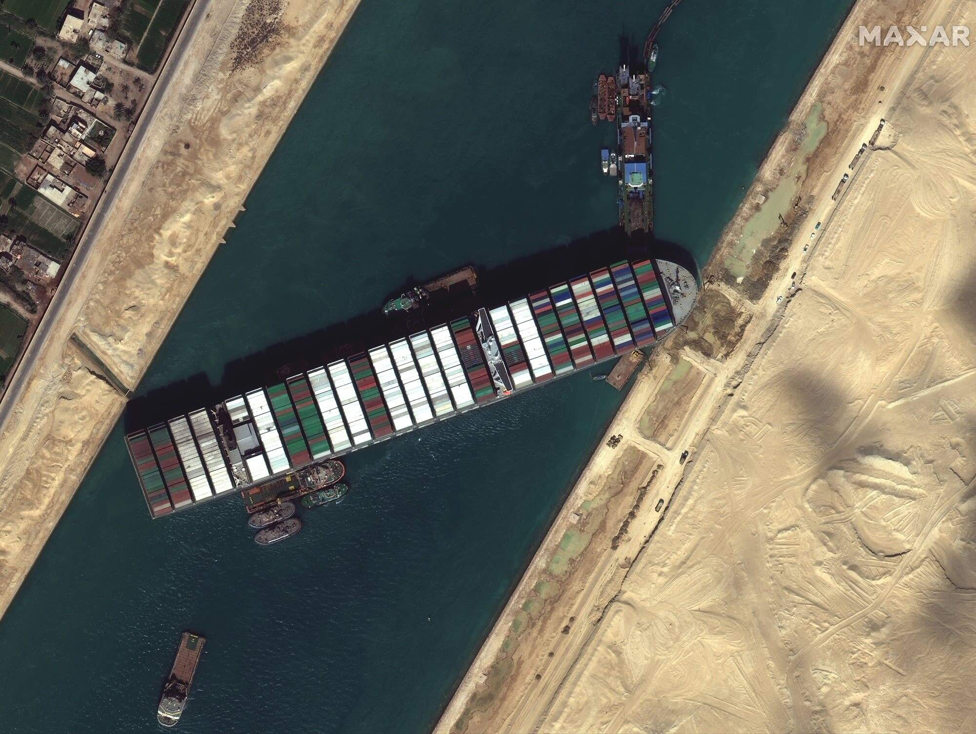 Suez Canal, supply chain back to normal?