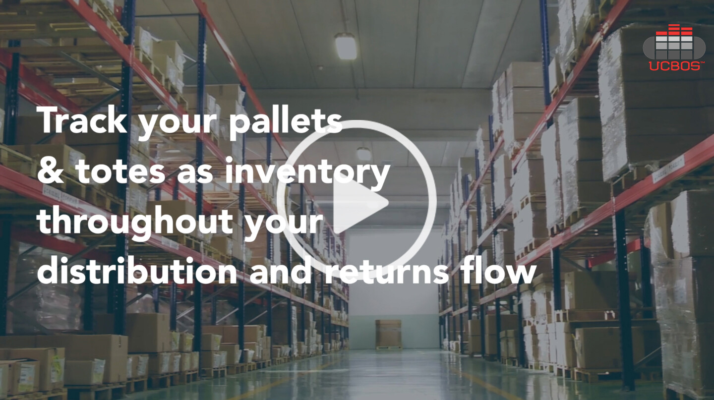 Track your Pallets with UCBOS platform
