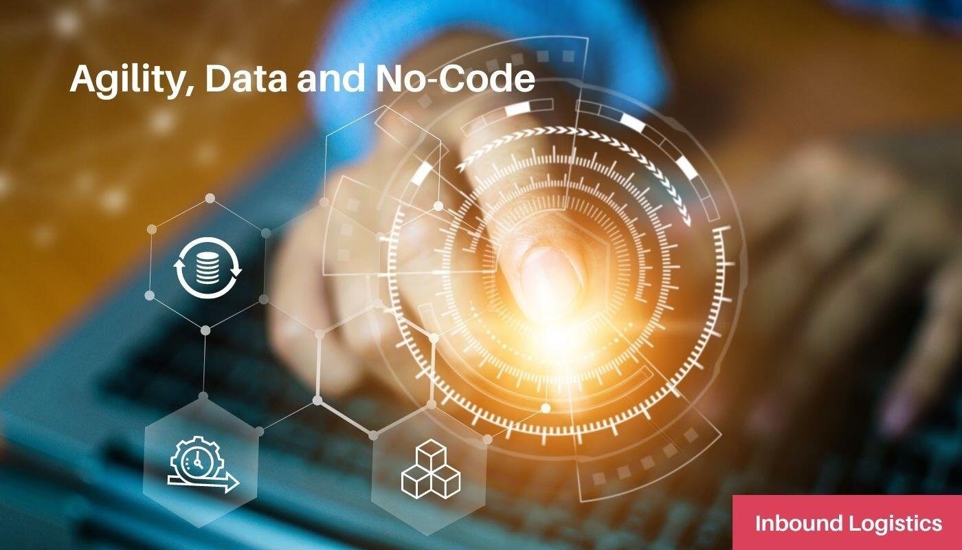 Agility, Data & No-Code,  Three trends for the future